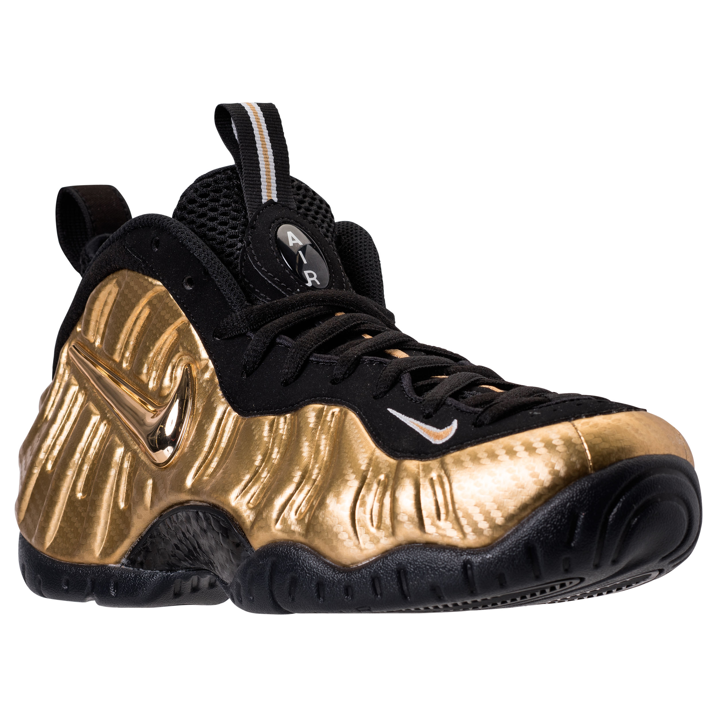 0efcc0f5343 nike air foamposite pro metallic gold 1 - WearTesters