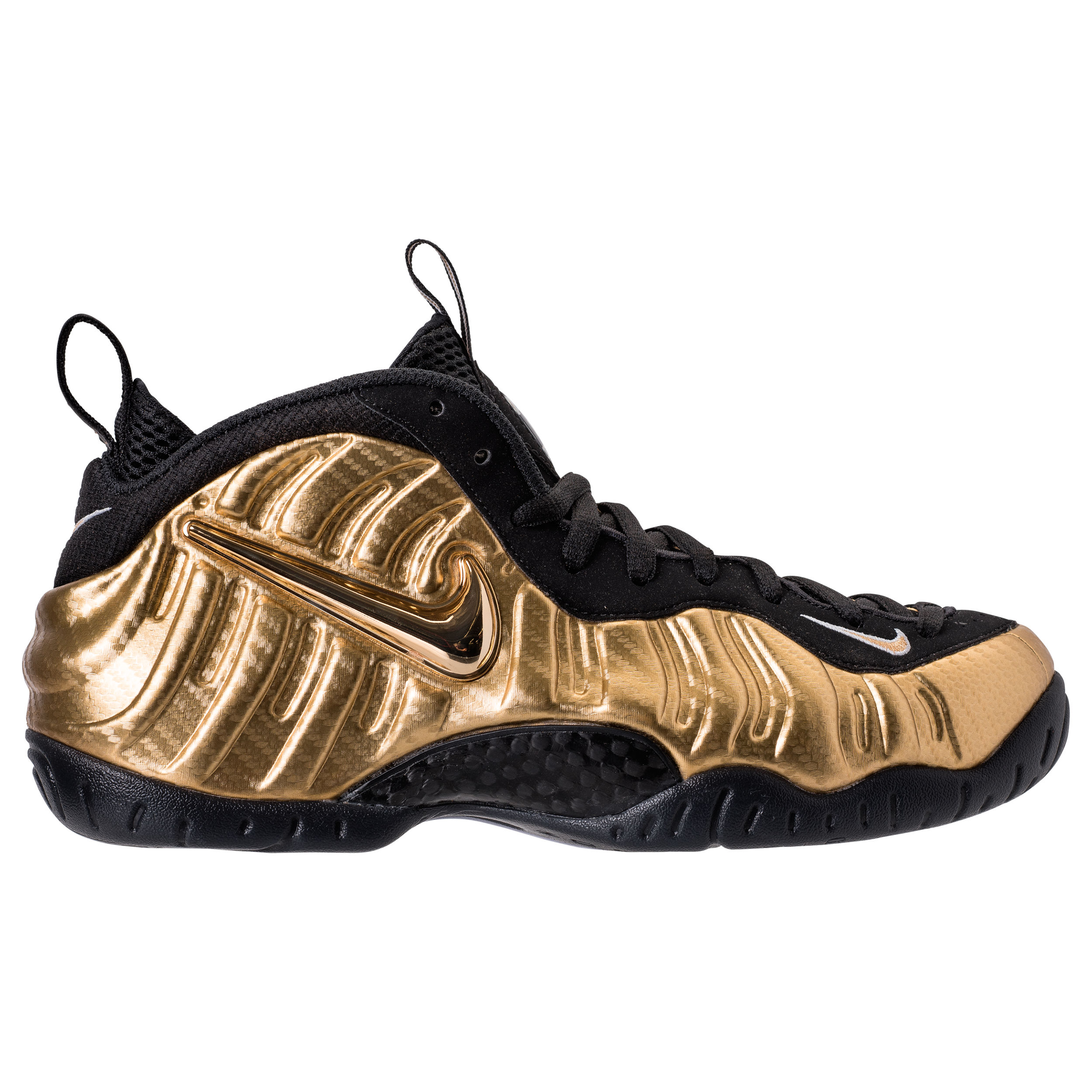 wholesale dealer 3ab65 6e8e9 nike air foamposite pro metallic gold 2 · Kicks On Court   Nike   Retro  Lifestyle ...