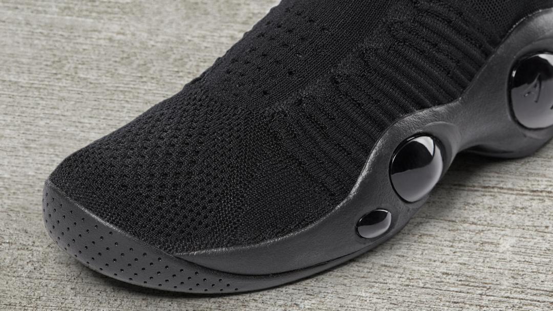 9e58965fab681 The Nike Flight Bonafide Has Released in Triple Black - WearTesters