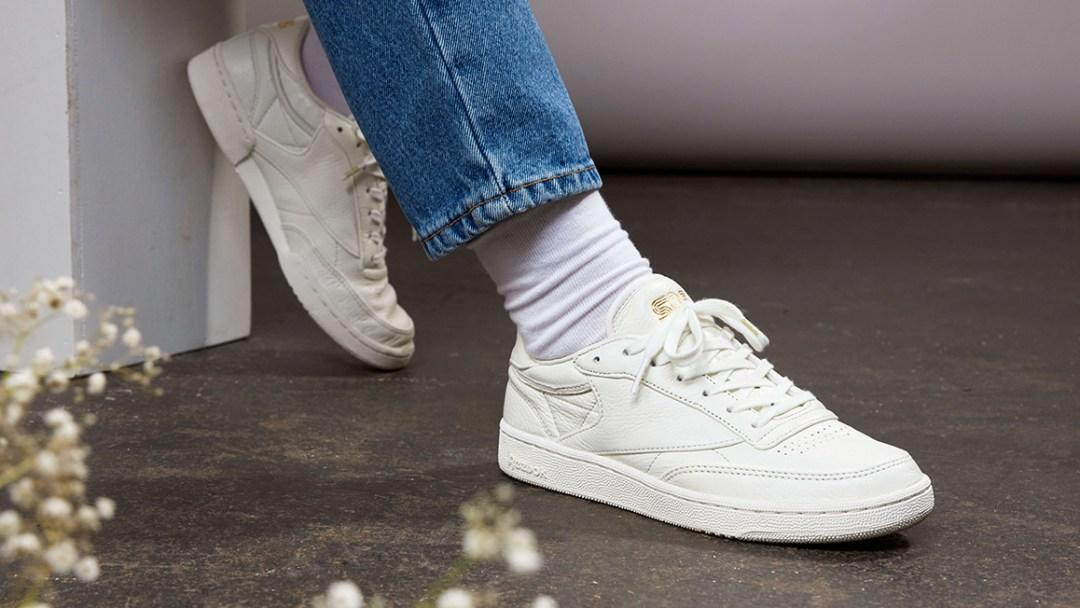 Sneakersnstuff Uses Super-Premium Elk Leather on its Latest Reebok ... 3e3db8f3f