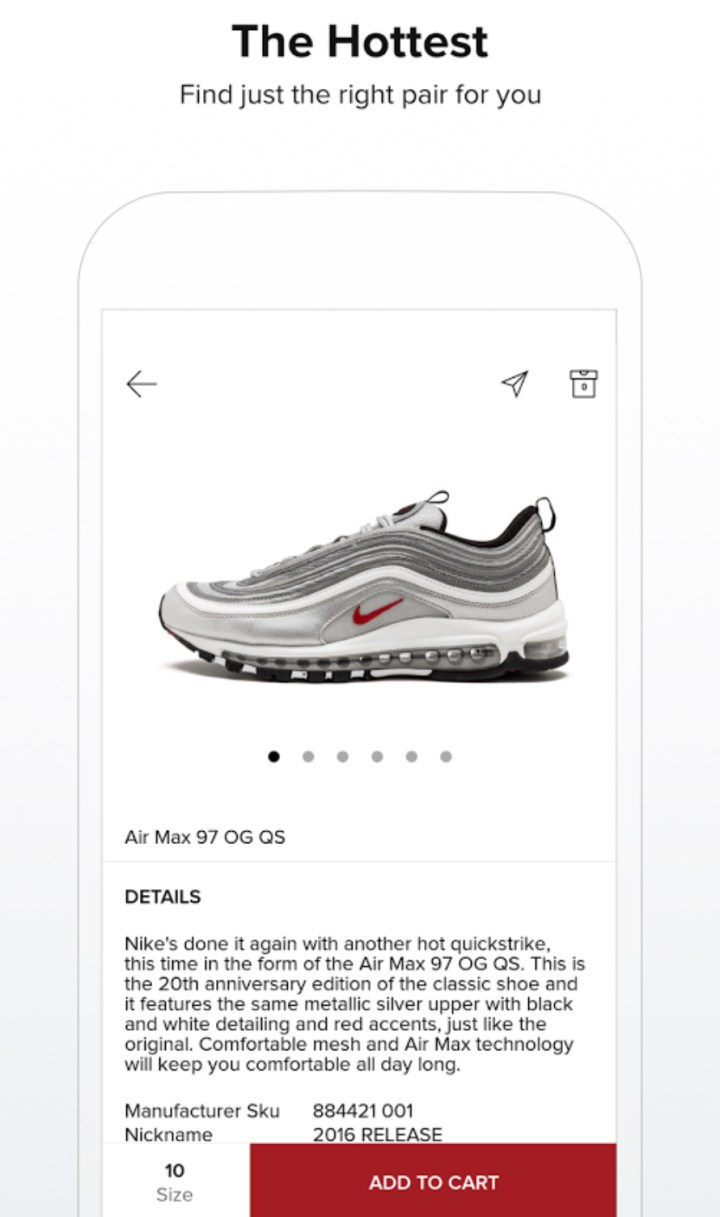 27a71ba307eee Stadium Goods Launches New App and 20% Off for Second Anniversary ...