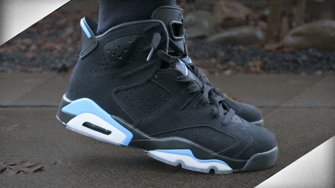 011abfb34860e9 A Detailed Look at the Air Jordan 6  UNC  - WearTesters