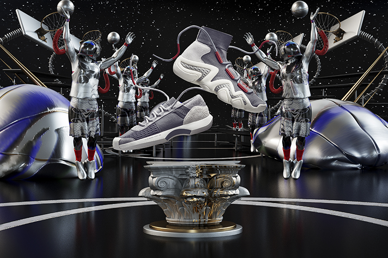 adidas Consortium Makes the Crazy 1 a Low for New A  D Basketball ... 805ff8a9f