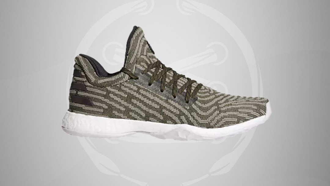 7361efc8214 The adidas Harden LS in Night Cargo Releases This Month - WearTesters