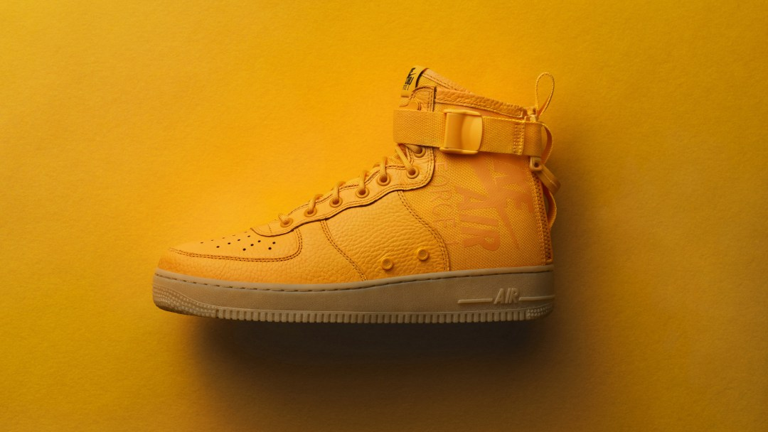 Odell Beckham Jr. s First Lifestyle Shoe is an SF AF1 Mid - WearTesters abd18d711