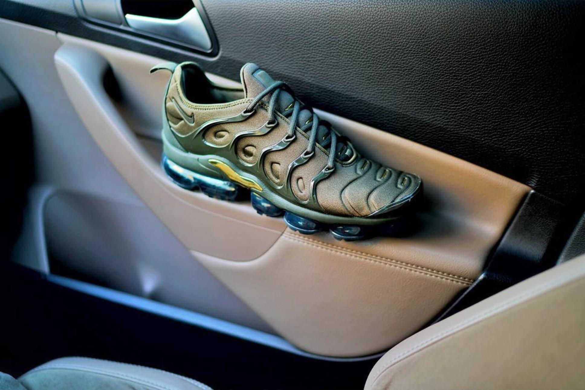 f3624c6eb43 Nike vapormax plus olive · Kicks Off Court   Nike ...