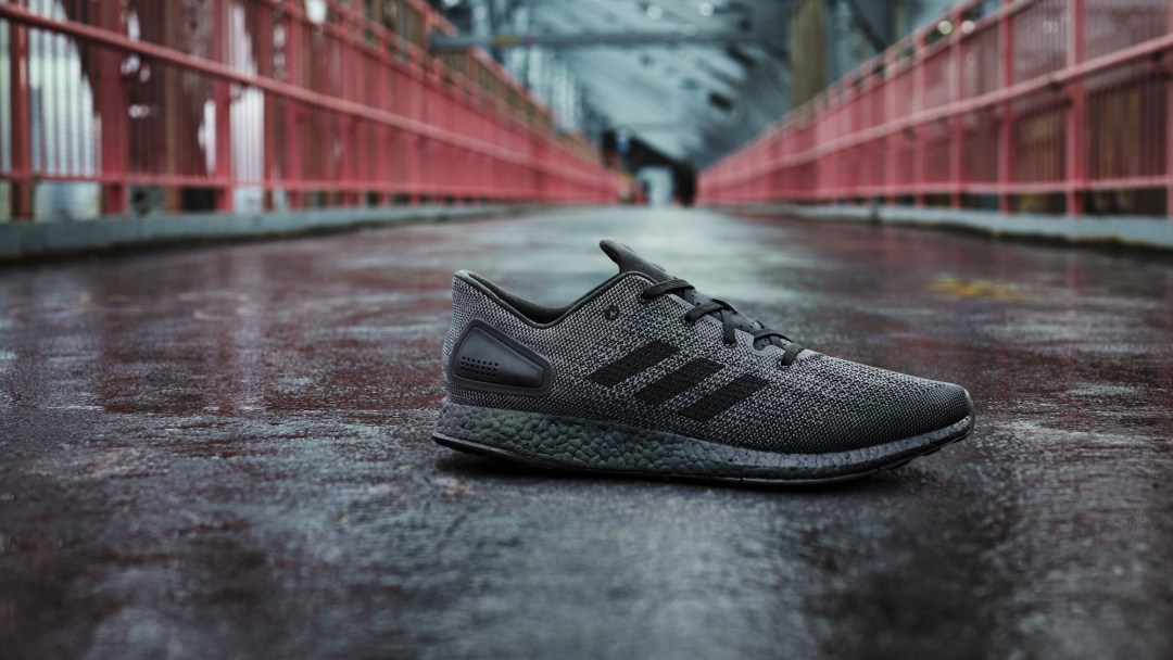 28769d5c9c7 The adidas PureBoost DPR Triple Black is Launching for December ...