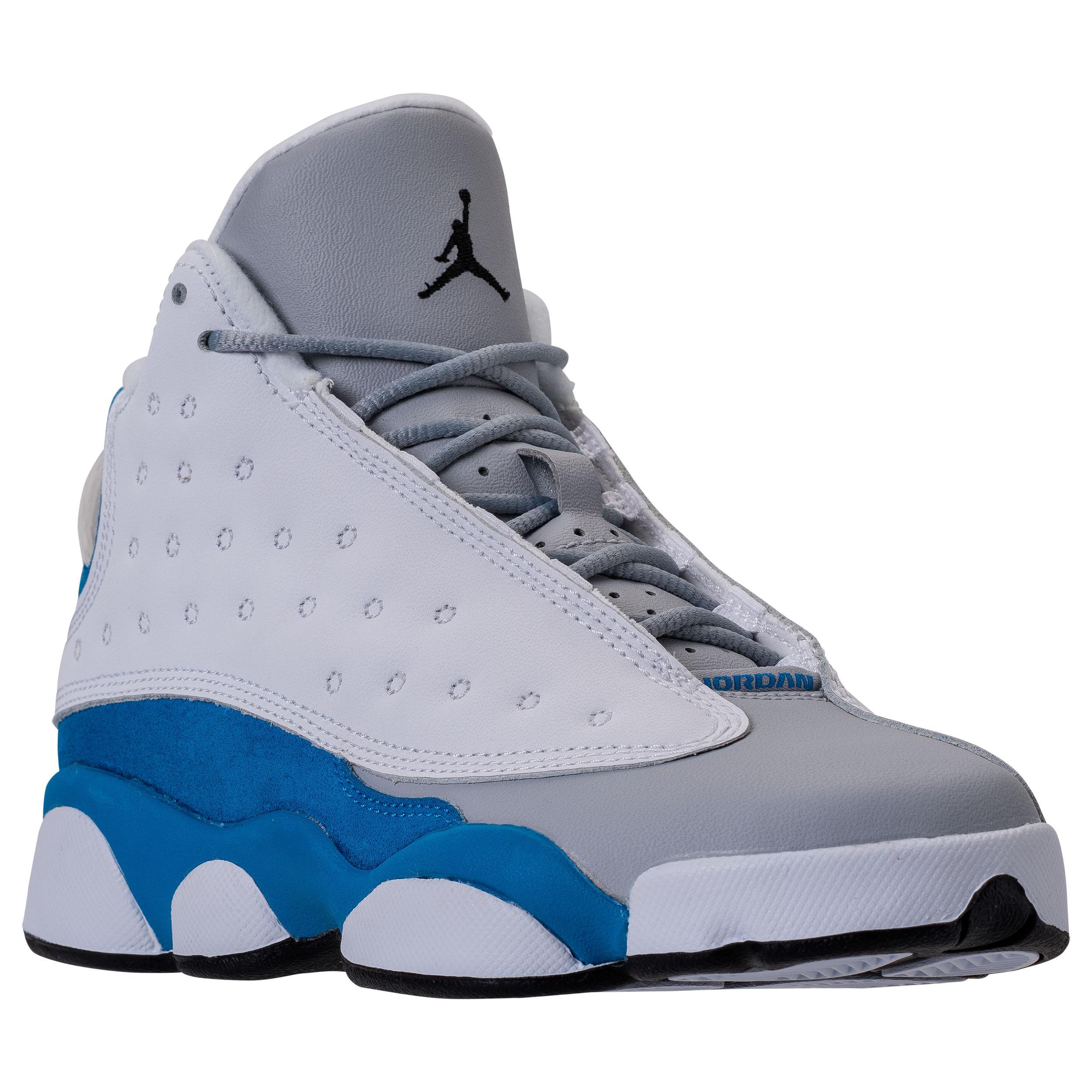 f0c4300adb6 air jordan 13 italy blue 10 - WearTesters