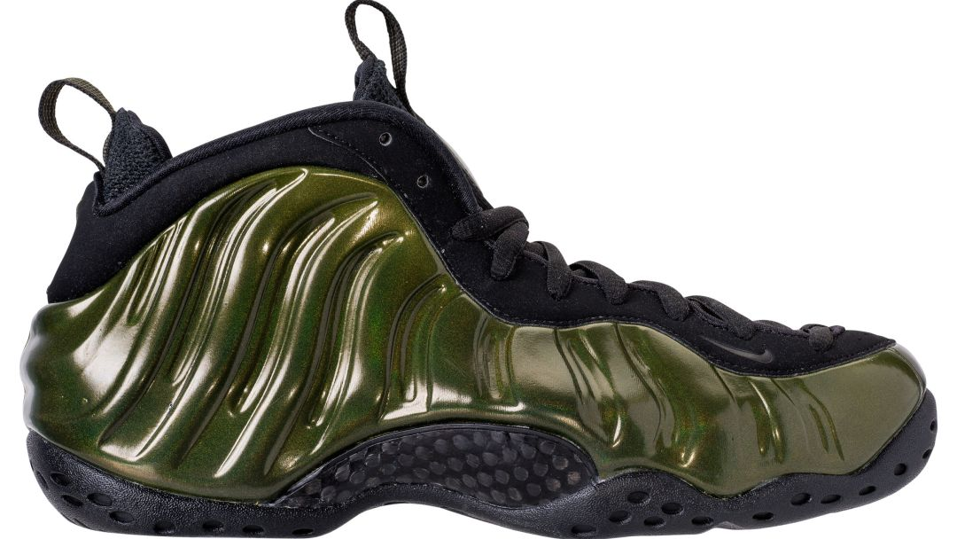 438875e543a5ce The Nike Air Foamposite One  Legion Green  Drops in Two Weeks ...