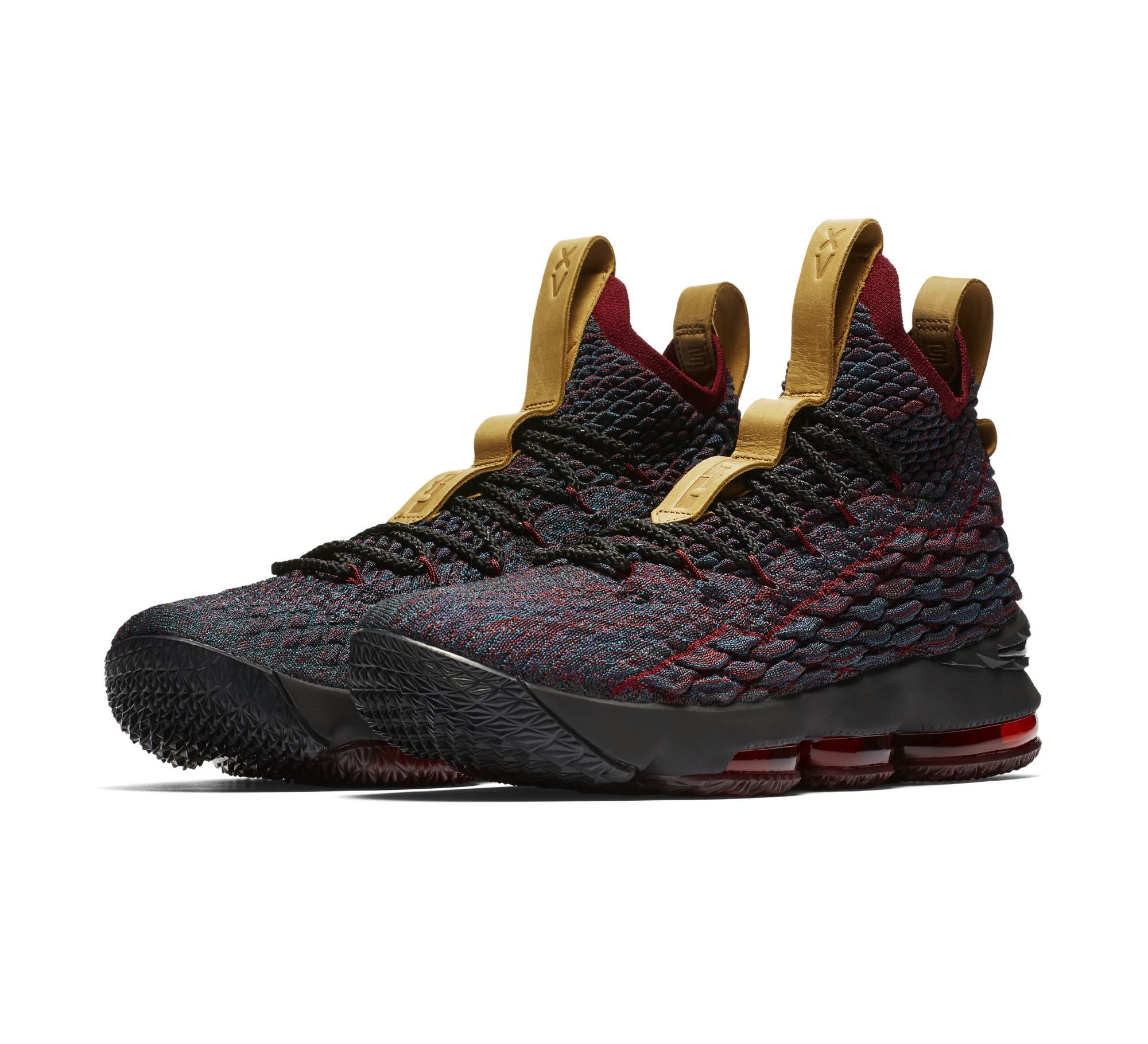 7d86065490c3 The Nike LeBron 15  New Heights  Releases in a Week - WearTesters