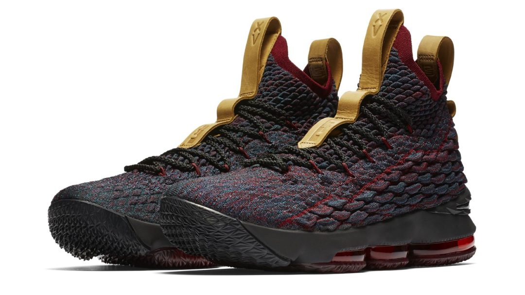 f5ebc415af1 The Nike LeBron 15  New Heights  Releases in a Week - WearTesters