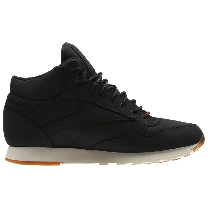 acadf80c90e6ca The Reebok Classic Leather Mid is Winter-Ready with GORE-TEX and ...