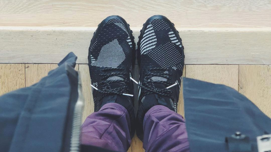 b74235a3c Ronnie Fieg Teases adidas Ultra Boost Mid with New Primeknit Pattern ...