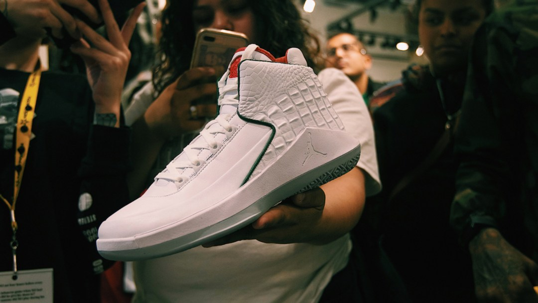 Check Out This Unreleased Air Jordan 32 Sample - WearTesters c07788f07fe3