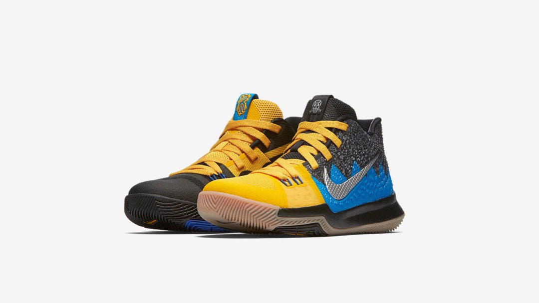 27c8e996aea1 A What The Kyrie 3 for the Kids Will Be Here for December - WearTesters