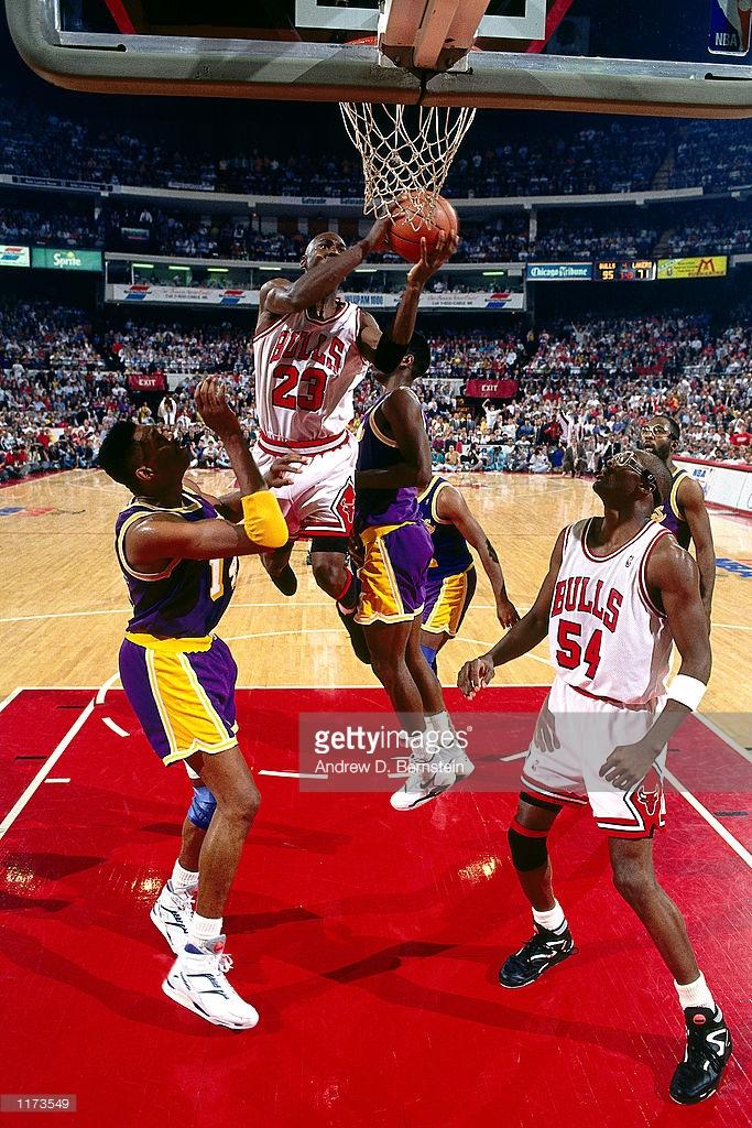 game 2 1991 NBA finals