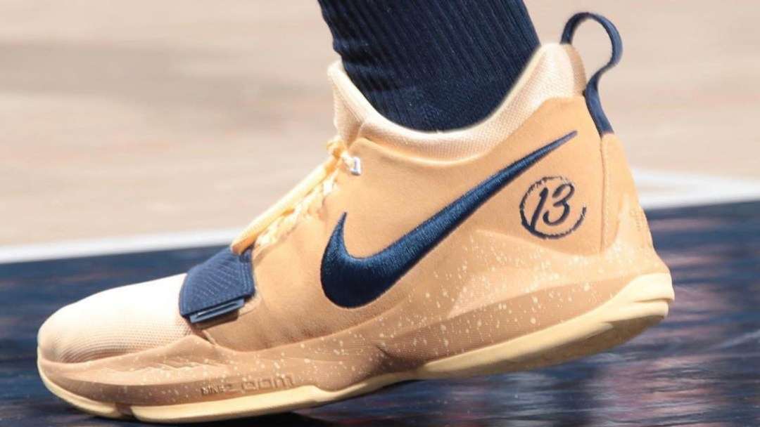 f4f4a7aaae2 Nike PG 1 Crowned Most Worn Sneaker by Active NBA Players - WearTesters