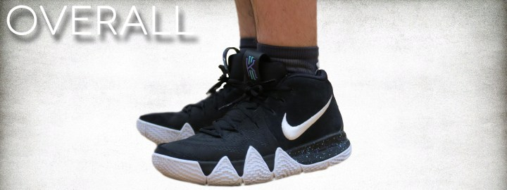 Nike kyrie 4 performance review overall