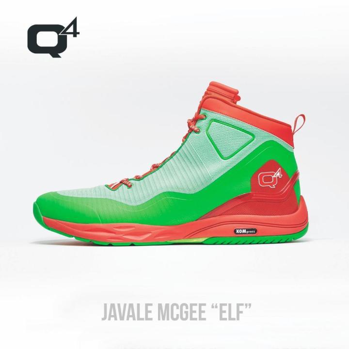 Q4 Sports 495 Hi Javale McGee Elf PE