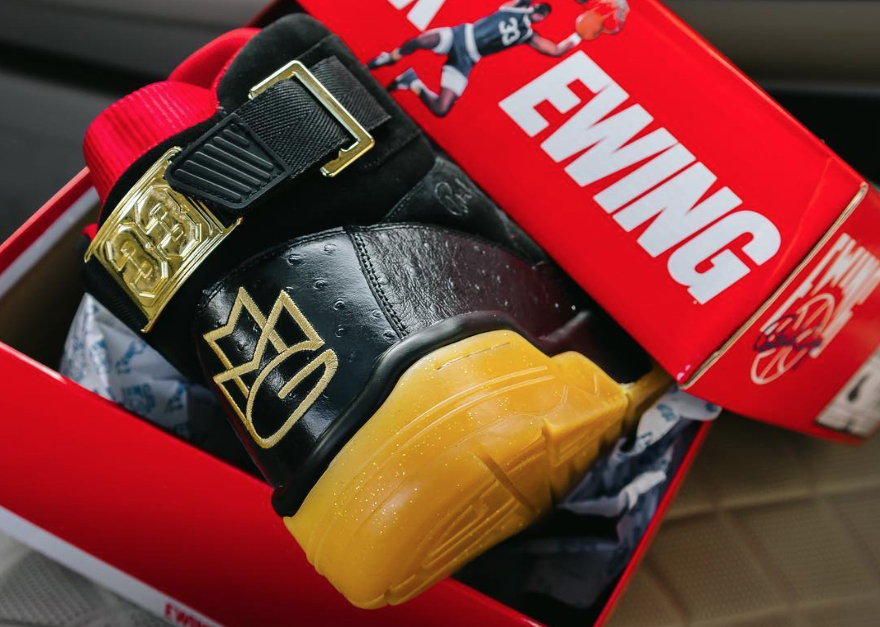96f14d7eb00a95 Ewing Athletics Archives - Page 2 of 6 - WearTesters