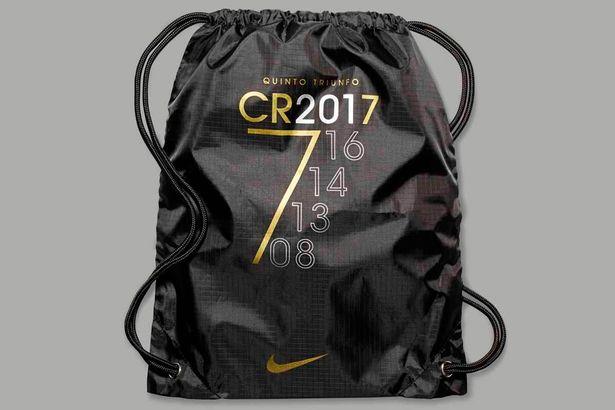 b877a1b2b Nike Unveils the Cristiano Ronaldo Quinto Triunfo Boots - WearTesters