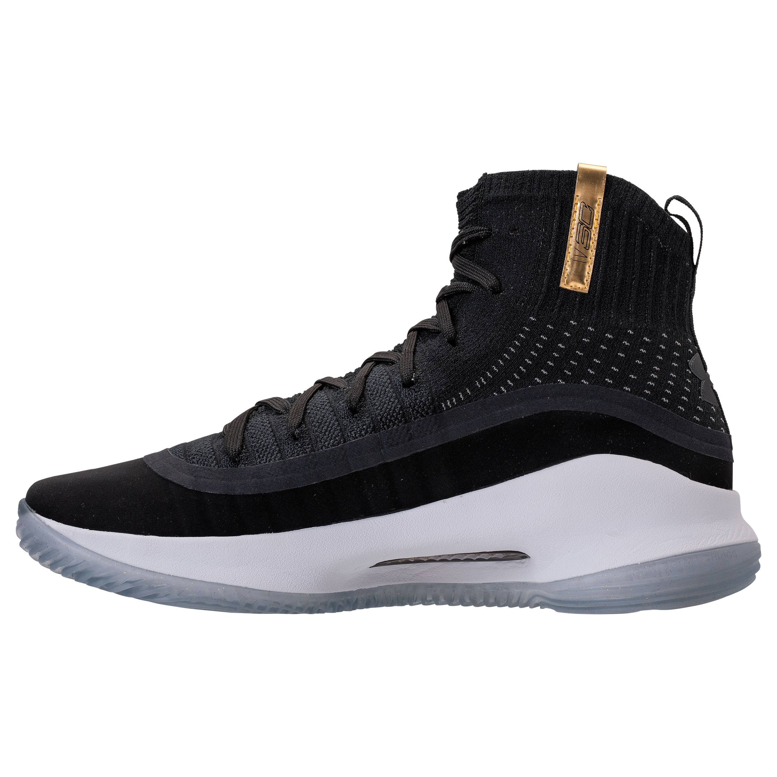 9dae2790329 Under armour curry 4 black gold 3 - WearTesters