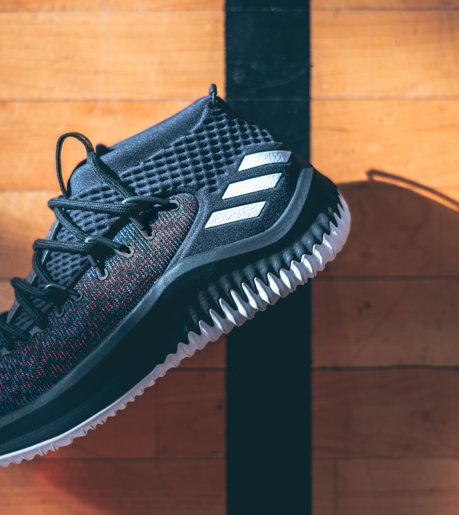 check out 8fd1a ad715 adidas dame 4 static 3