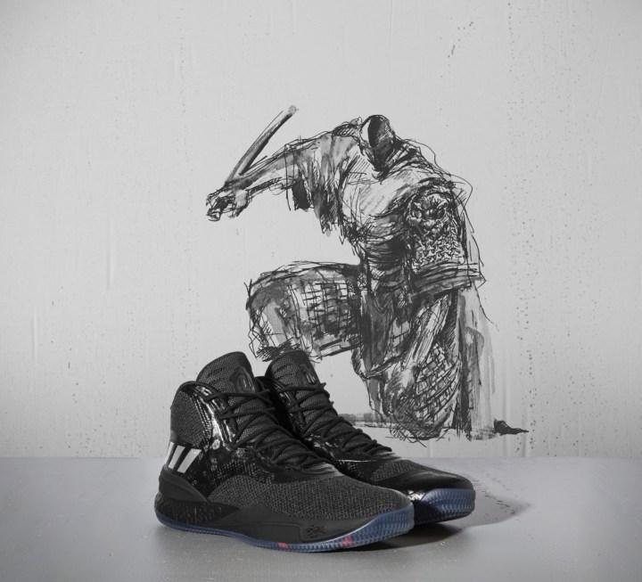 adidas rose 8 YOTD 2