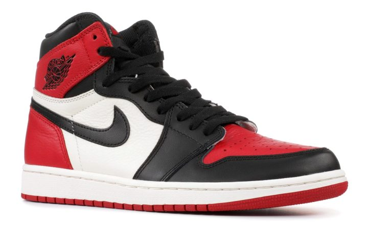 The Air Jordan 1  Bred Toe  Isn t Far Off... - WearTesters d464805e19