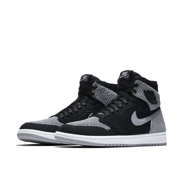 a3e528fdcb20be The Air Jordan 1 Flyknit  Shadow  is Arriving Much Sooner Than ...