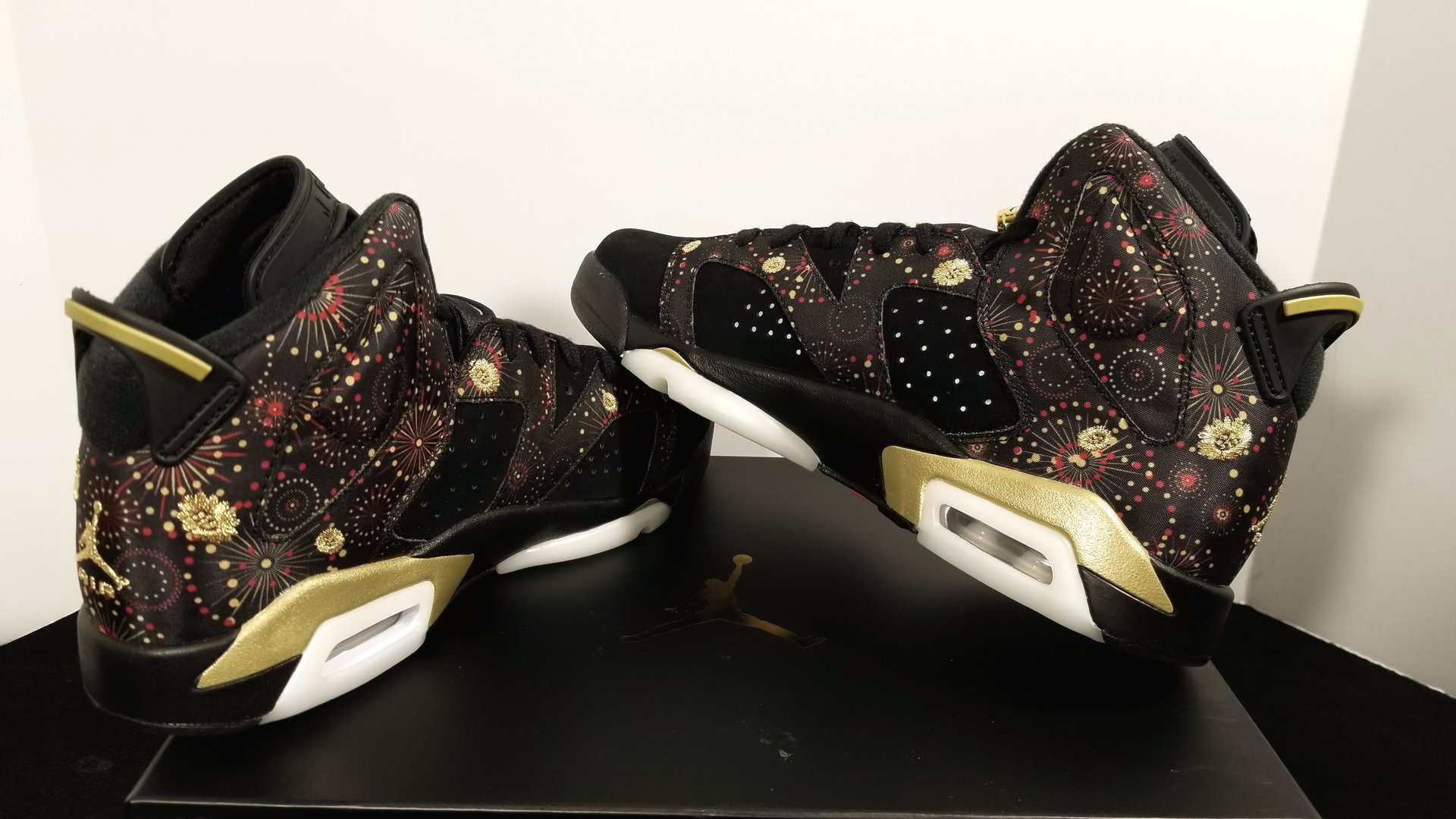 A Detailed Look At The Air Jordan 6 'chinese New Year'  Weartesters