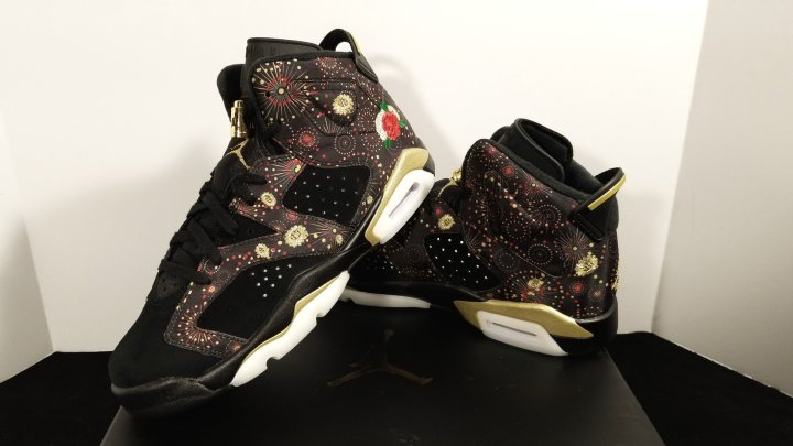 air jordan 6 chinese new year 8