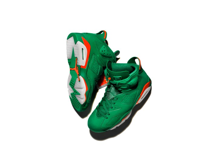 air jordan 6 gatorade official 2