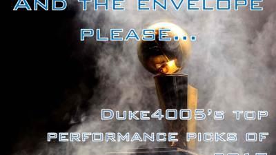 Duke4005's Top Basketball Performance Picks of 2017