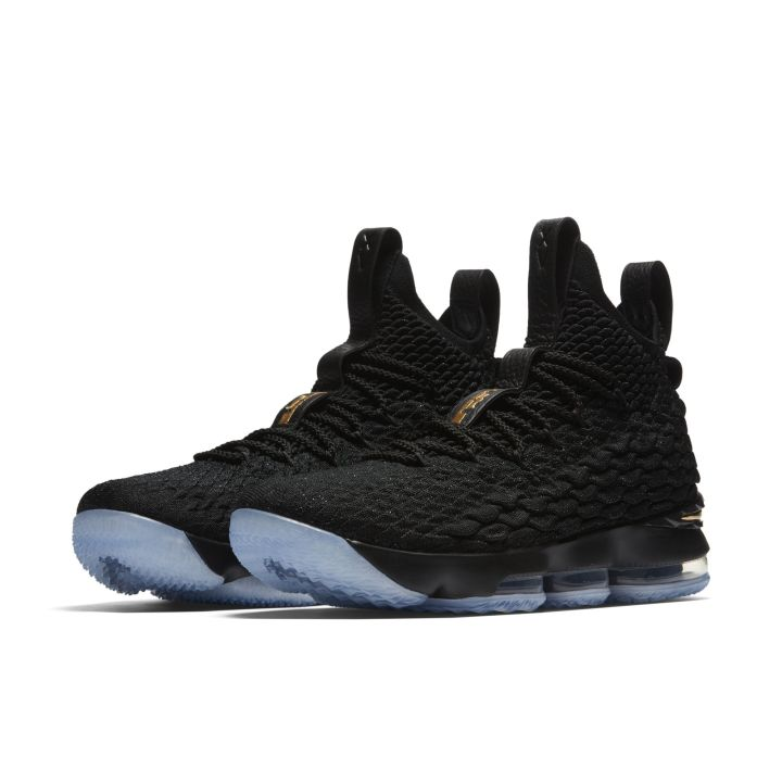 c75ed106d21 The Nike LeBron 15  Black Gold  Releases in One Week - WearTesters