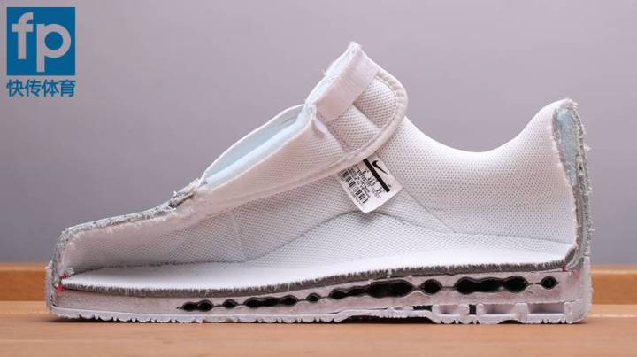 9dc2f823cf The Nike Air Force 1 Deconstructed - Where's the