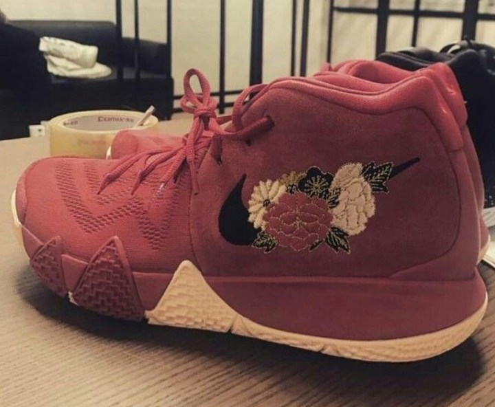 47892a5193e6 Possible Nike Kyrie 4  Chinese New Year  Spotted - WearTesters