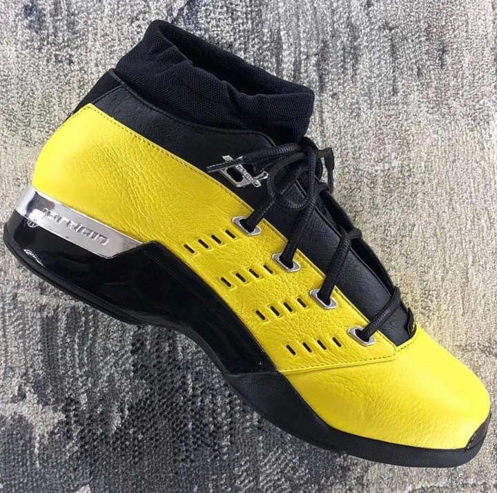 12f679a9d1a15 The Solefly x Air Jordan 17 Low Has a Release Date - WearTesters