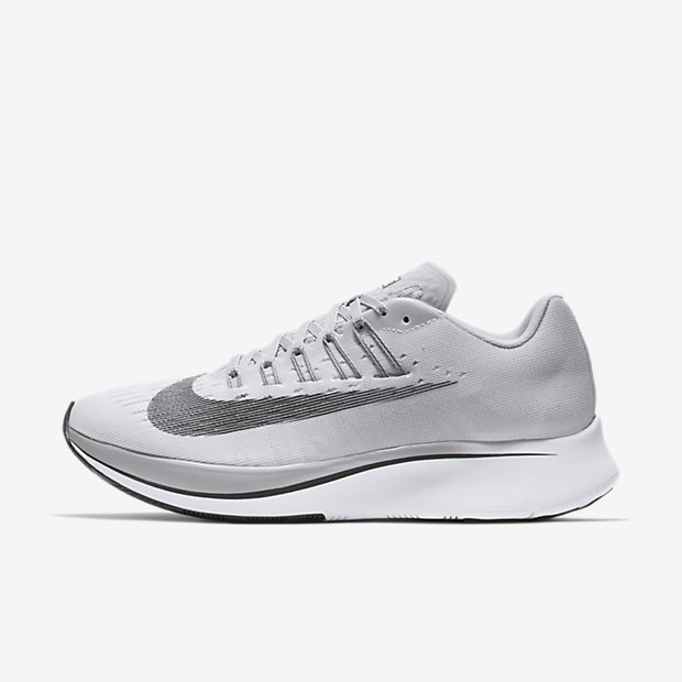 super popular f408b 64339 womens nike zoom fly vast grey 1