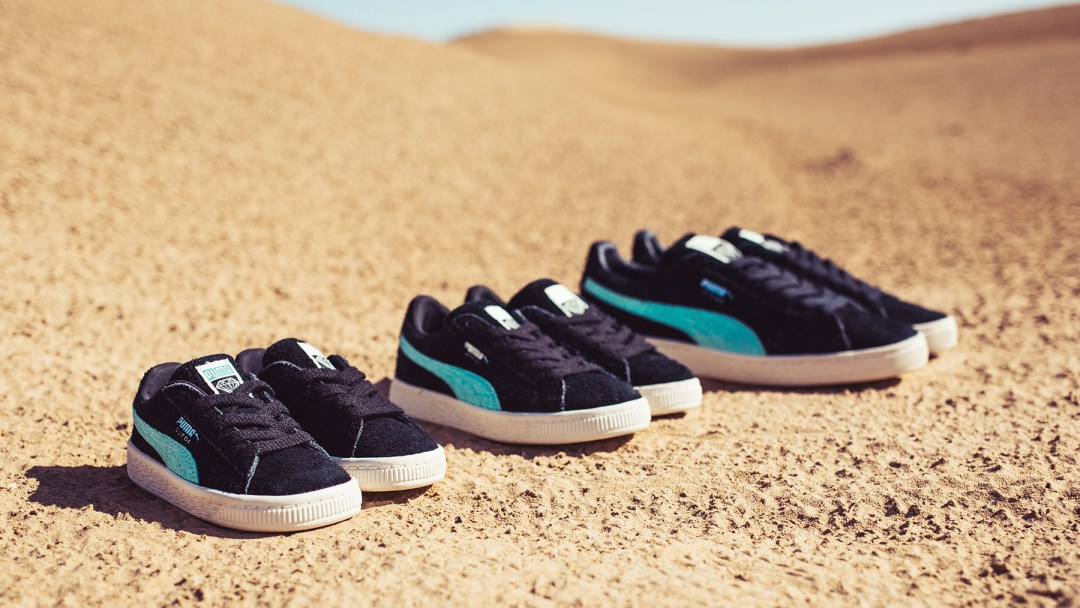 Puma and Diamond Supply Co. Team Up for SS18 Collection - WearTesters 82778cdb4