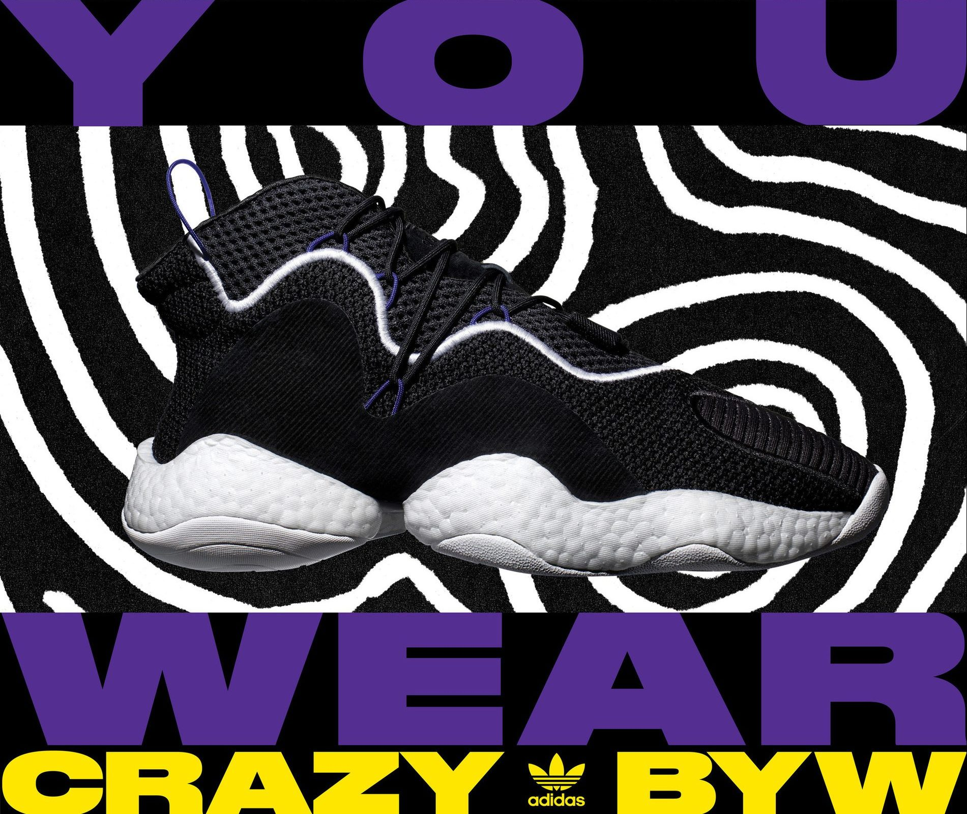 l'adidas pazzo byw è ufficialmente inaugurato e sta per