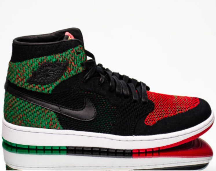 dd6fbbeca6dc2 More Images of the Air Jordan 1 Flyknit  BHM  Have Leaked - WearTesters