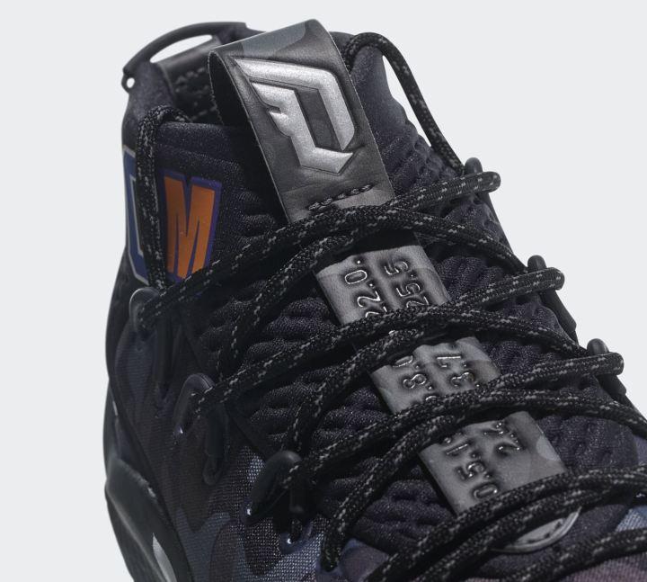 adidas dame 4 BAPE official 11