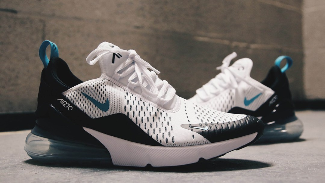 lowest price d65c7 e7788 This Nike Air Max 270 Pays Homage to the Air Max 93 'Menthol ...