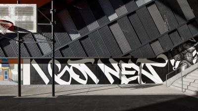 Nike NYC Garage FAUST