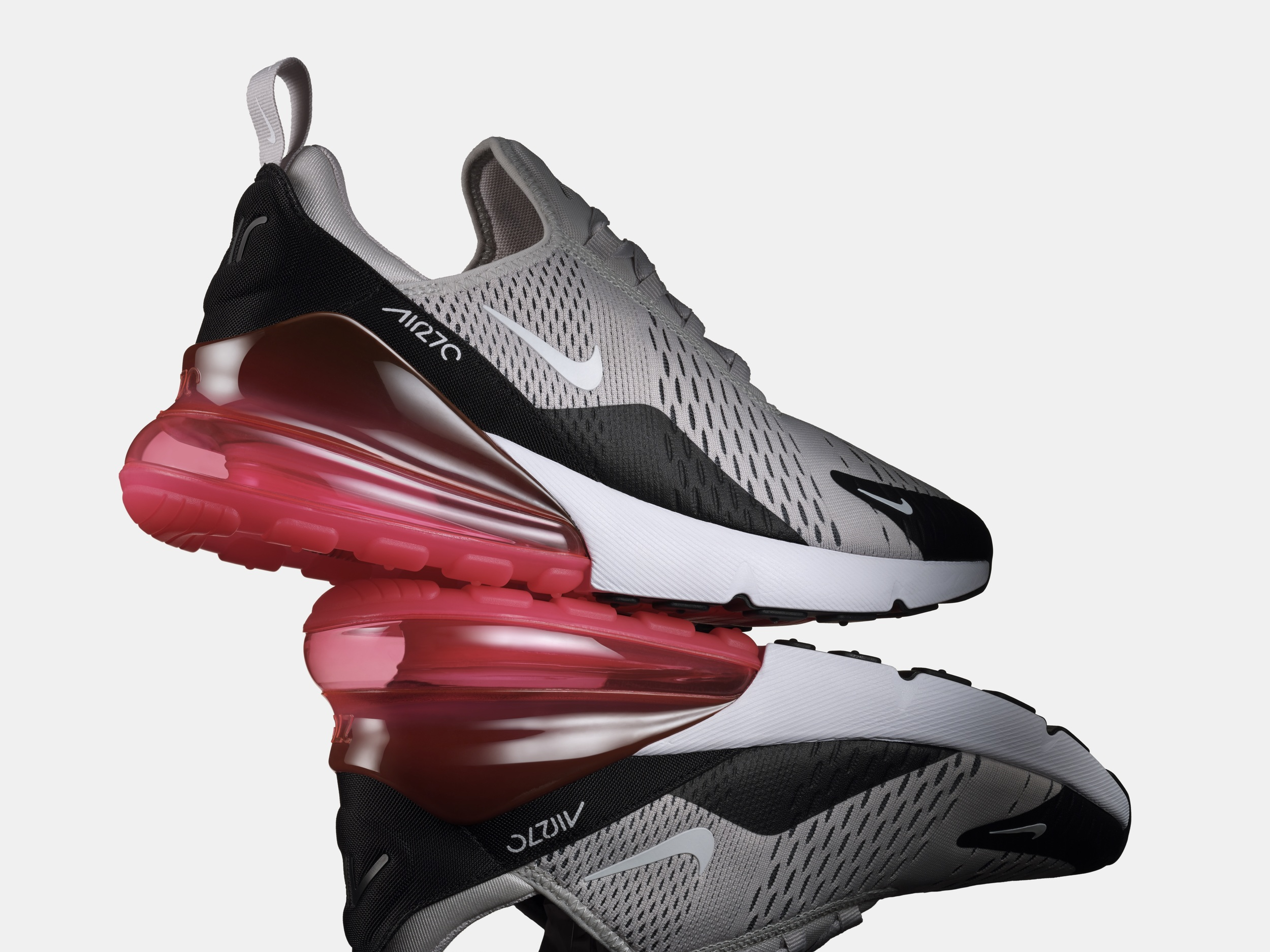 The Nike Air Max 270 Futura, a New Hybrid, Has Finally