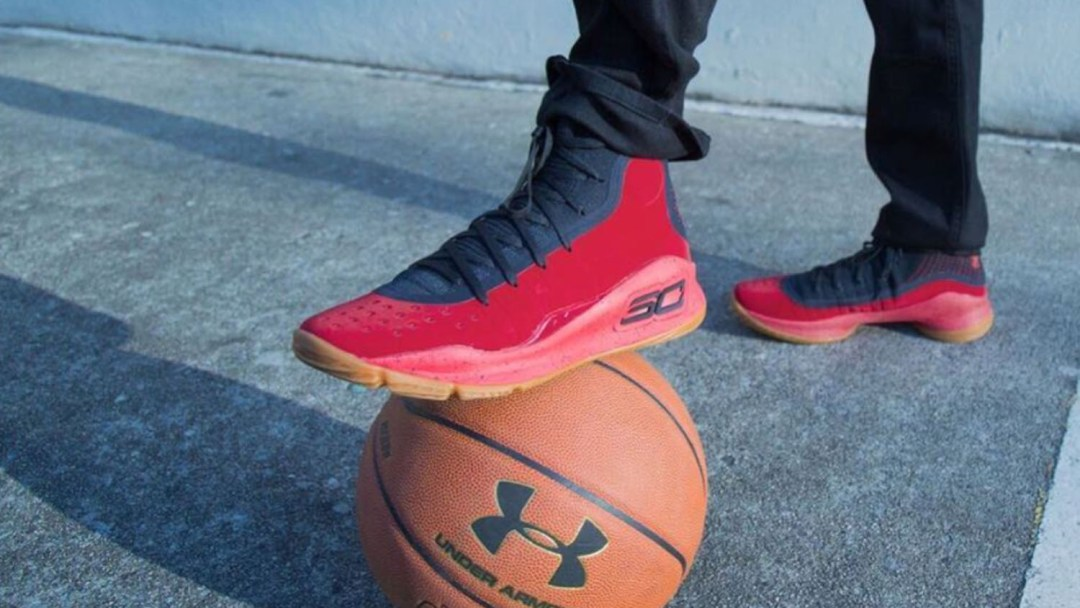 843b054c9d8d 2018 Under Armour Curry 4 VI New Colorways Bred Black Sport