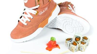 You Gotta Eat This x Ewing 33 Hi Sushi