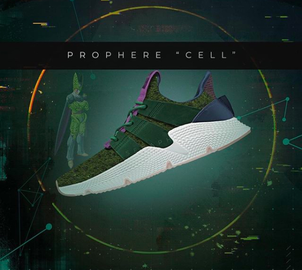 adidas Prophere Cell