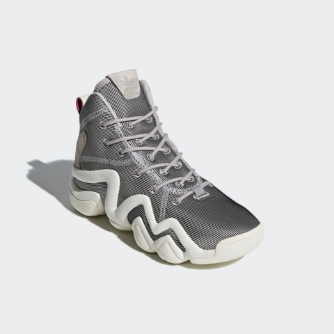 best service 6ef98 648ee adidas crazy 8 adv grey 4